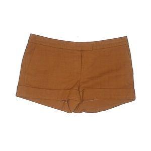 Chloe Boho Golden Brown Shorts Size 40 (EU)
